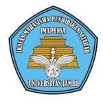 Logo Pendidikan Sejarah FKIP UNJA